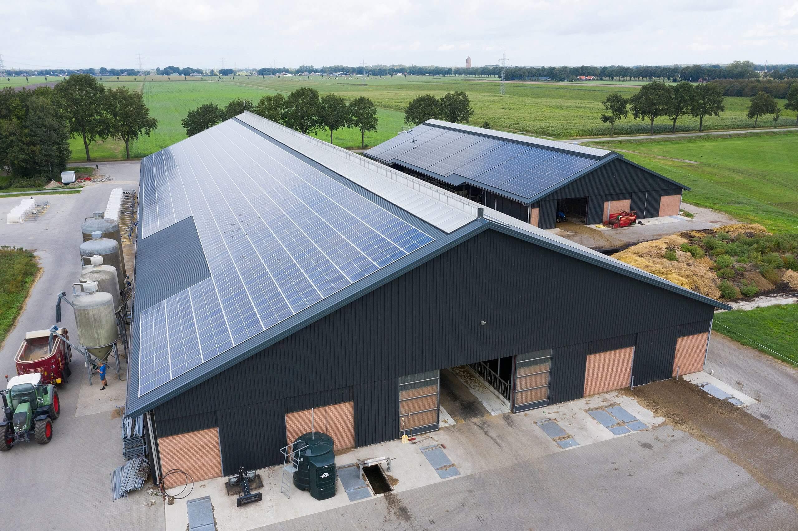 Zonnepanelen SDE subsidie Drenthe
